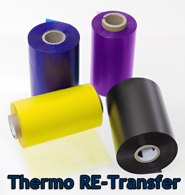 thermo-re-transfer